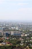 Almaty landscope — Stock Photo