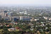 Almaty skyline — Stock Photo