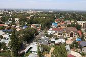 View of Almaty outskirts — Stock Photo