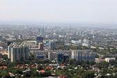 View of Almaty — Stock Photo