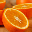 Fresh oranges — Stock Photo #10795582