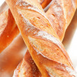 French bread - Stock Photo