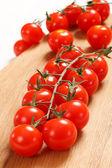 Cherry-Tomaten — Stockfoto