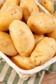 Fresh potatoes — Stock Photo