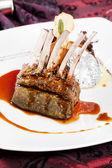 Tasty ribs — Stock Photo