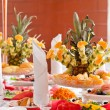 Wedding table setting — Stock Photo #11641465