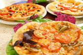Italian pizza — Stock Photo