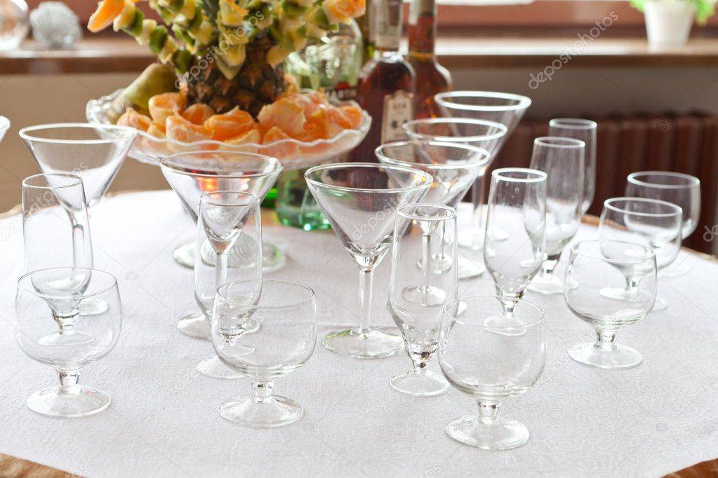 Wedding table setting  Stock Photo #11729364