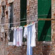 Fresh laundry — Stock Photo