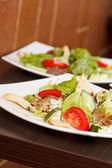 салат цезарь — Стоковое фото
