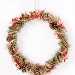 Christmas garland — Stock Photo