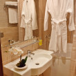 Stock Photo: Bath room in the hotel