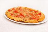 トマトのパイ — ストック写真