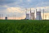Energy station — Stock Photo