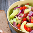 Zesty Cucumber Salad — Stock Photo