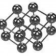 Metal balls — Stock Photo #11250231