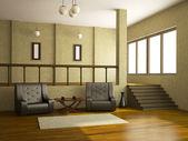 The room interior — Stock Photo