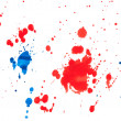 Paint splat — Stock Photo
