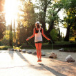 Sunset Fitness - Foto de Stock  