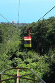 Aerial Ropeway — Stock Photo