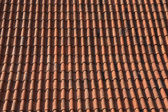 Tile Roof Background — Stock Photo