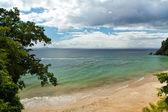 Samana beach — Stock Photo
