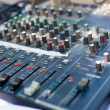 Sound mixer — Stock Photo #11975716