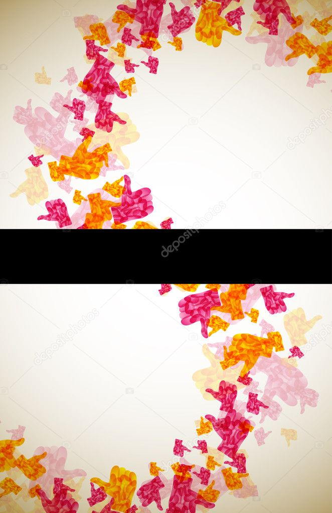 Abstract like — Stock Vector #11328747