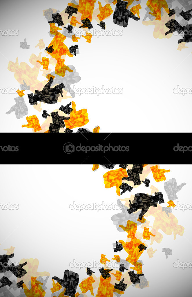 Abstract like — Stock Vector #12128426
