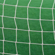 Goal soccer net. — Stock Photo