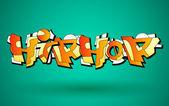 Graffiti Urban Art Vector Design — Stockvektor