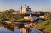 View of the city of Vitebsk, Belarus — Stock Photo