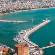 East coast beach resort of Turkey Alanya — Stock Photo