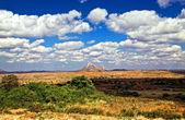 Malawi landscape — Stock Photo
