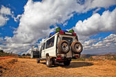 Travel in africa — Stock Photo