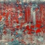 Red Rust Grunge — Stock Photo