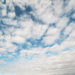 Clouds over sea. — Stock Photo #12164713