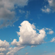 Clouds over Baltic sea. — Stock Photo #12258239