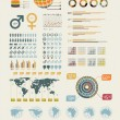 Detail infographic vector illustration. — Stock Vector #12243099