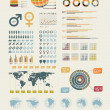 Detail infographic vector illustration. — Stock Vector