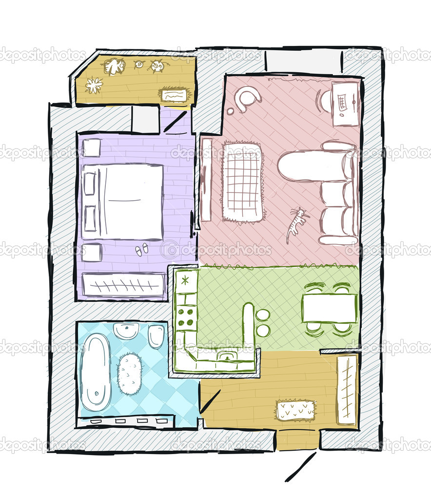 Interieur Design Ideen Gemeinsamen Projekt Neue Interieur Design ...