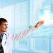 Medicine and technology — Stock Photo #11273186
