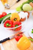 Fresh healthy food — Stock Photo