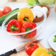 Fresh healthy food - Stock Photo