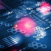 Technology illustration — Stock Photo