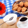 Continental breakfast - Foto de Stock
