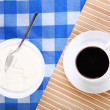 Continental breakfast - Stock Photo