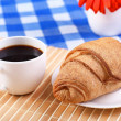 Continental breakfast — Stockfoto