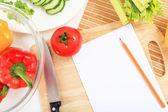 Comida saudável — Foto Stock