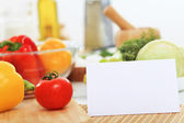 Fresh healthy food — Foto Stock